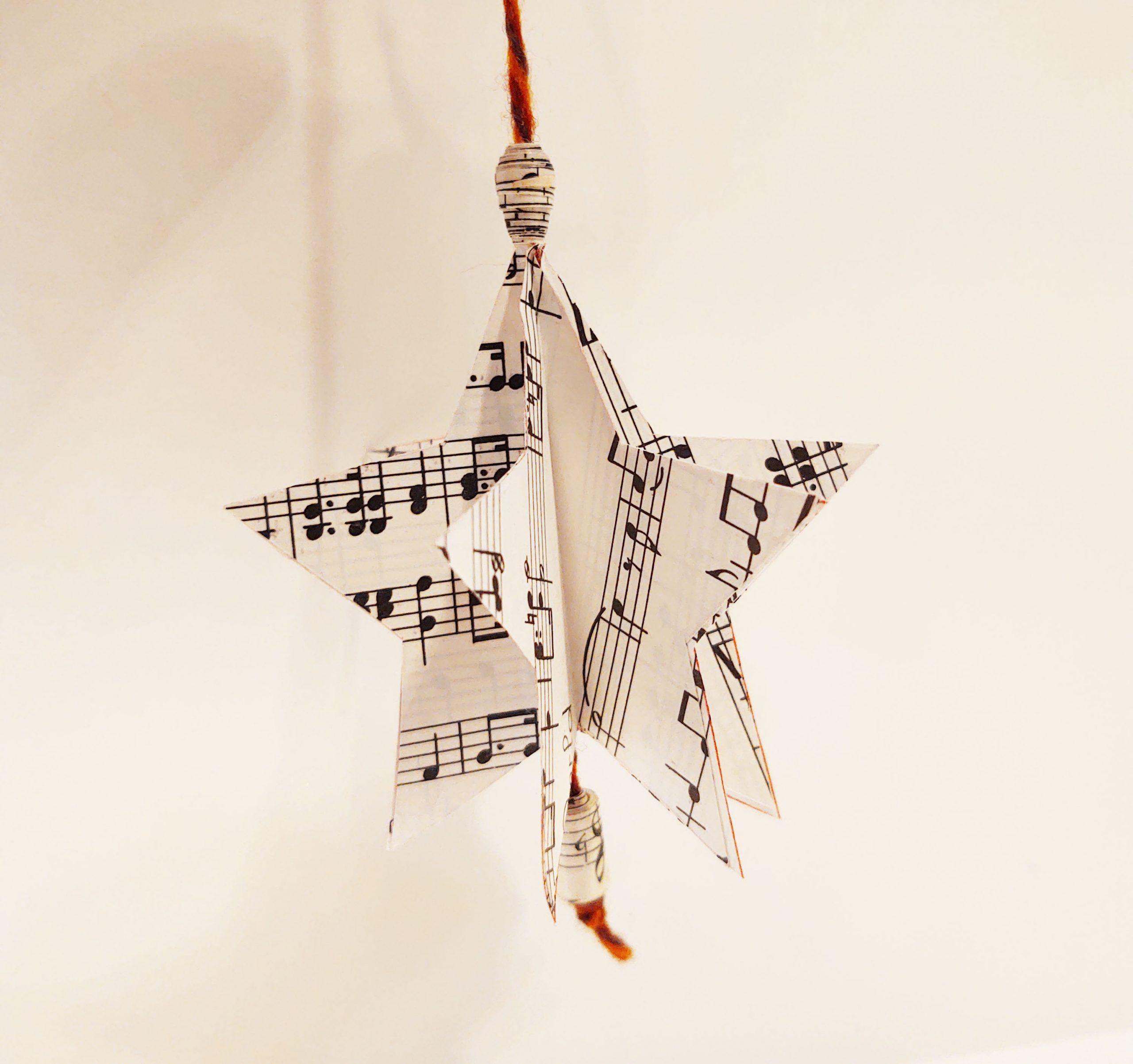 singing (paper) stars