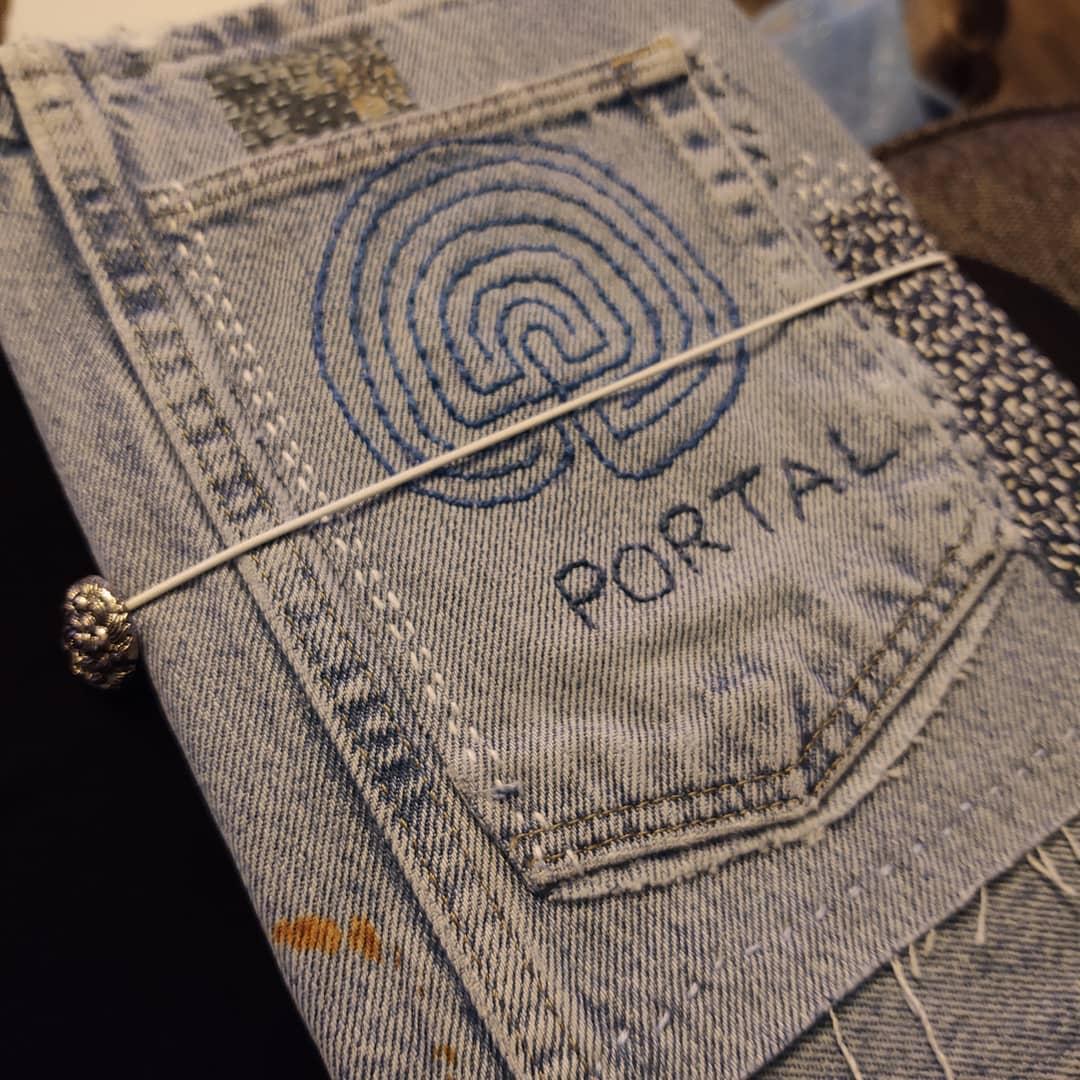 Midori-style reusable journal
